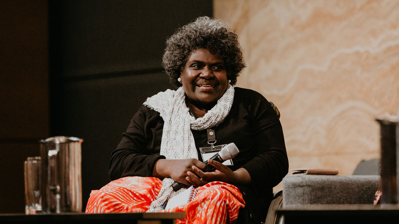 Supporting disability advocacy: Insights from Savina Nongebatu