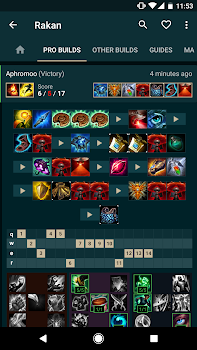 Builds for LoL