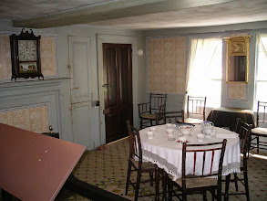 Photo: the Fitch parlor