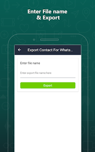 Export Contacts For WhatsApp 9