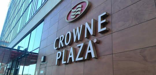 Crowne Plaza Manchester City Centre