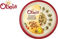Angebot für Obela Hummus Geröstete Pinienkerne im Supermarkt