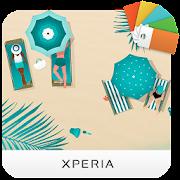 XPERIA™ Magical Summer Theme