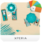 XPERIA Magical Summer Theme icon