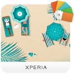 XPERIA™ Magical Summer Theme