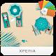 XPERIA™ Magical Summer Theme apk