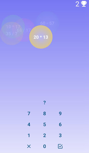 Math: calcul mental  captures d'u00e9cran 1
