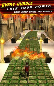 Subway Run Castle Surfers screenshot 8