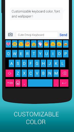 Emoji Keyboard -Cute,Emoticons 1.2.5.0 screenshot 131267