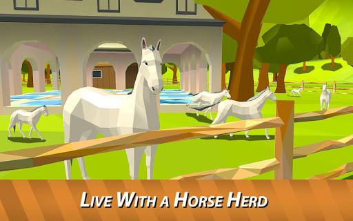 My Little Horse Farm - try a herd life simulator! 1.01 screenshots 1