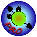 Tiny world and toon camera Pro icon