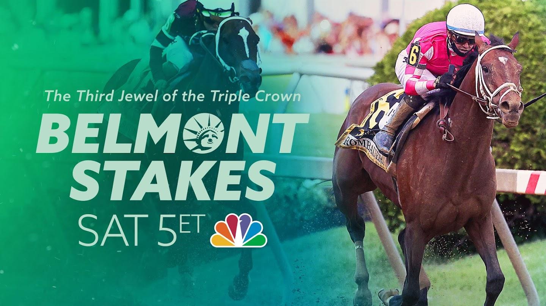 Belmont Stakes Prep