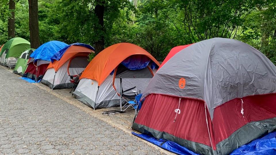 army camping bts gma