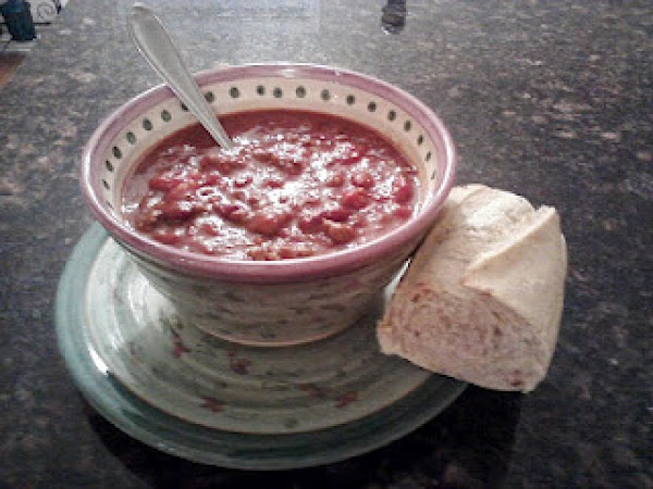 Pot Luck Chili Recipe