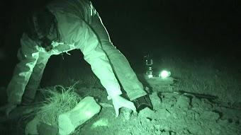 Darkman of Standing Rock / Blackstar Shadow Man