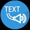 텍스트 음성 변환(텍스트 뷰어, 텍스트 파일 음성변환) icon