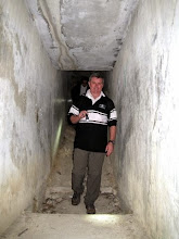 Photo: Inside tunnel