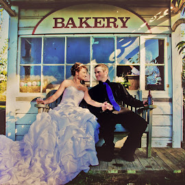 New Zealand Invercargill Wedding by Karissa Best - Wedding Bride & Groom ( amazing, ideas, wedding photography, unique, wedding, beautiful )