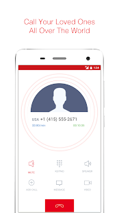 airtel talk: global VoIP calls- screenshot thumbnail