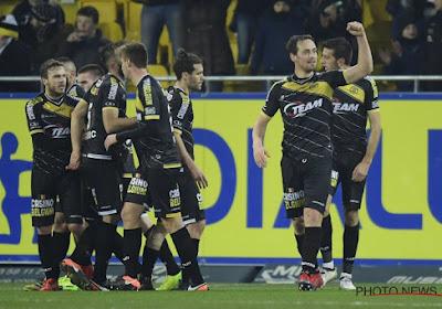 Sporting Lokeren 2 - 1 KSV Roeselare