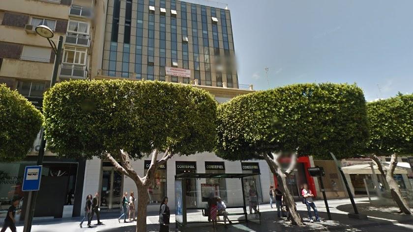 Lugar en el que estará situada la primera tienda de Loreto Martínez.