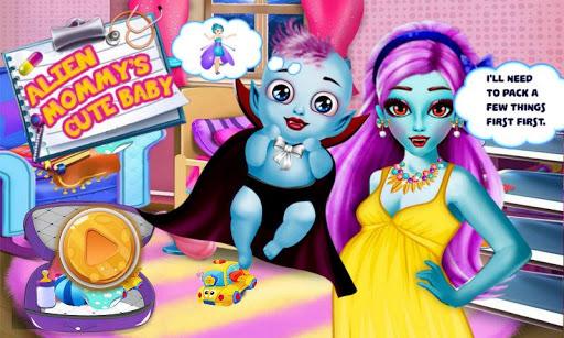 外星媽媽的寶貝-生寶寶 寶貝護理 寶寶巴士