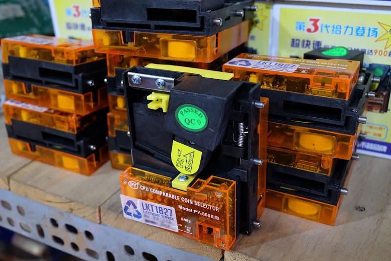 Sửa máy Bắn Cá, Máy game Thùng siêu thị. Cung cấp linh kiện Arcade chính hãng - 12