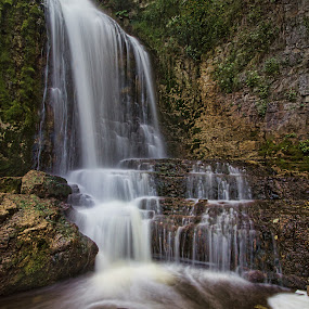 Walters Falls by Carl Chalupa - Landscapes Waterscapes ( water, walters falls, waterfalls, walters.,  )