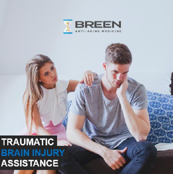 PTSD, post-concussion support