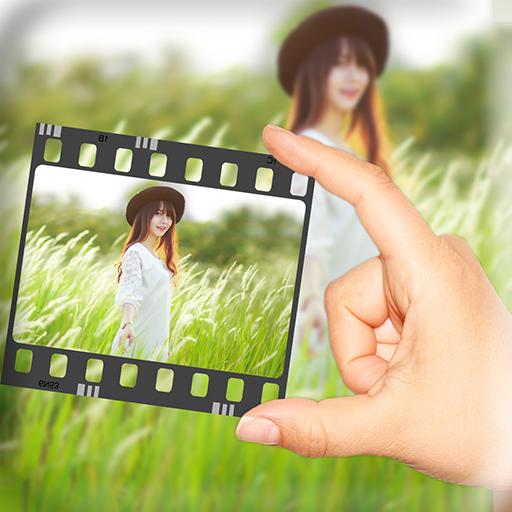 블러 사진 효과 攝影 LOGO-玩APPs