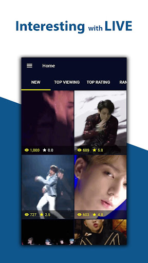 BTS Live Wallpapers (High Resolution) 1.0.4 screenshots 1