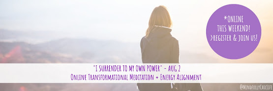 """""""I Surrender To My Own Power"""" 