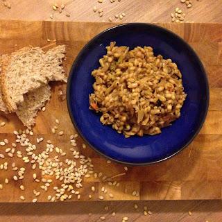 Vegetarian Pearl Barley Recipes