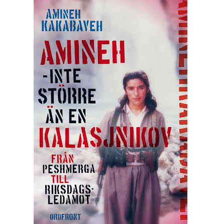 Amineh, inte större än en Kalasjnikov