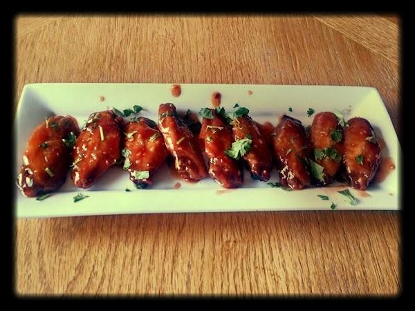 Sweet Chili Chicken Wings Recipe
