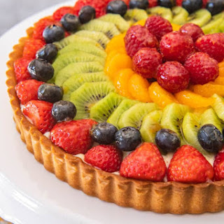 French Fruit Tart.