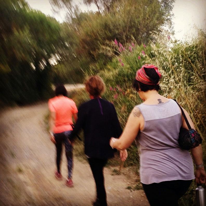 Natura Respira, runners flatos y respiración glótica