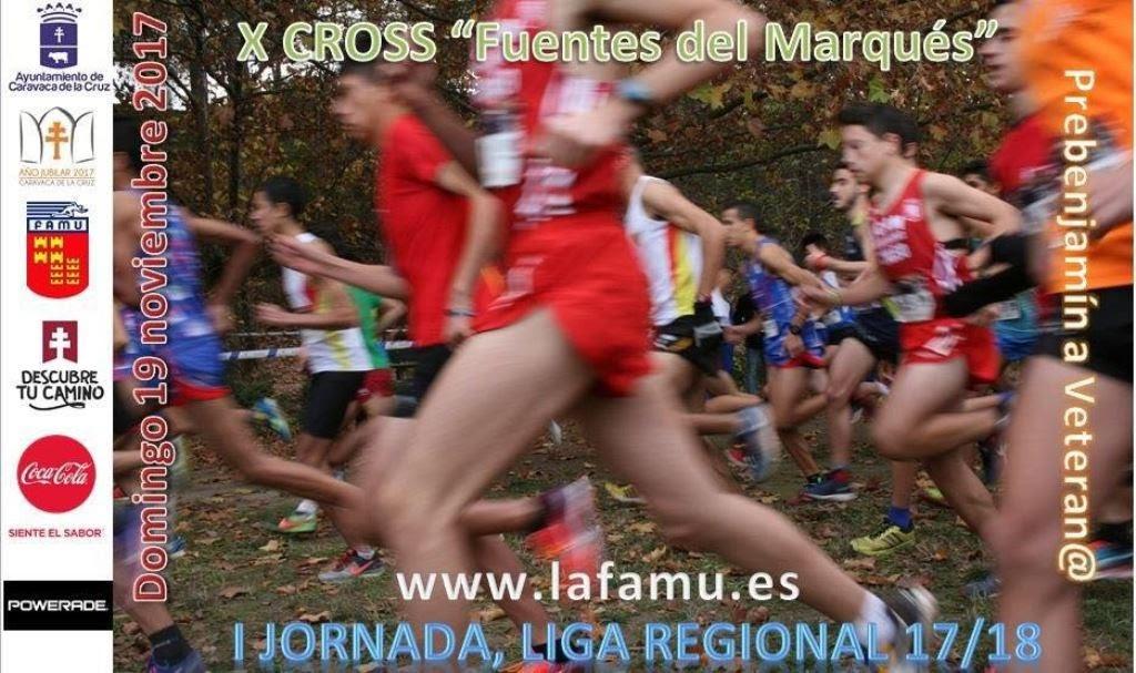 Cross Caravaca Liga Regional.
