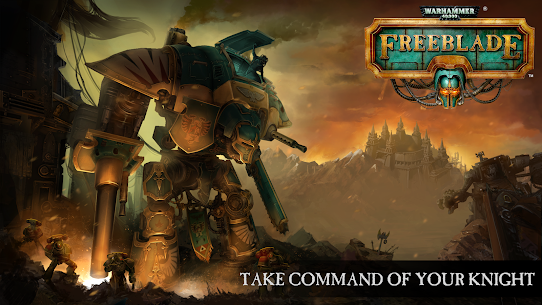 Warhammer 40,000: Freeblade App Download For Android and iPhone 6