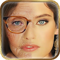 Old Face Aging Booth Funny App icon