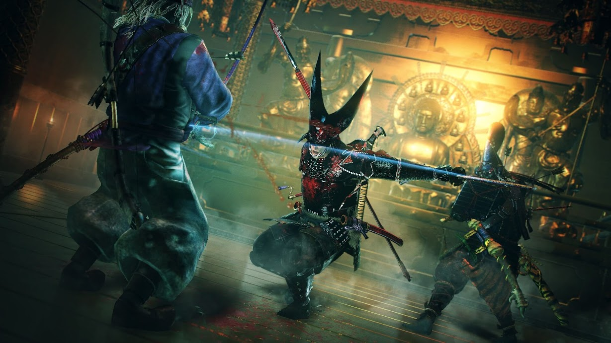 [Nioh : Dragon of the North] Mission : A Gilded Deception