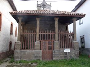 Photo: La capilla de Campomanes en el Camino de Santiago
