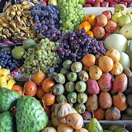 Cusco Market by Steven Liffmann - Food & Drink Fruits & Vegetables (  )