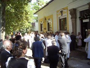 Photo: Megáldási ceremónia /2