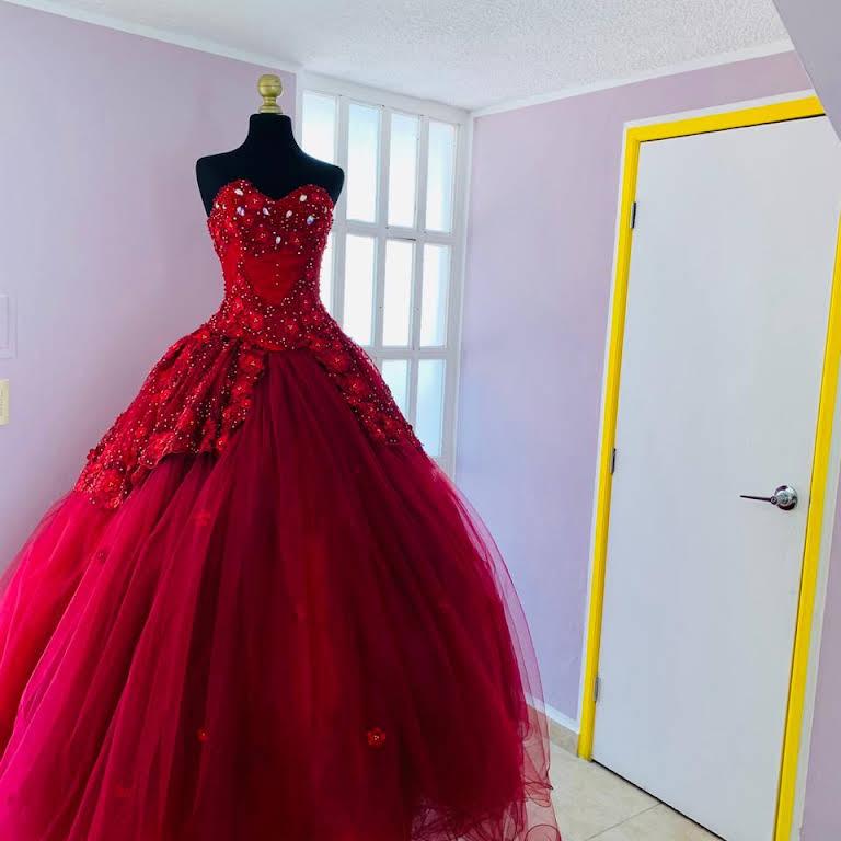 Vestidos De Quince Años Vestidos De Xv Tienda De Ropa De