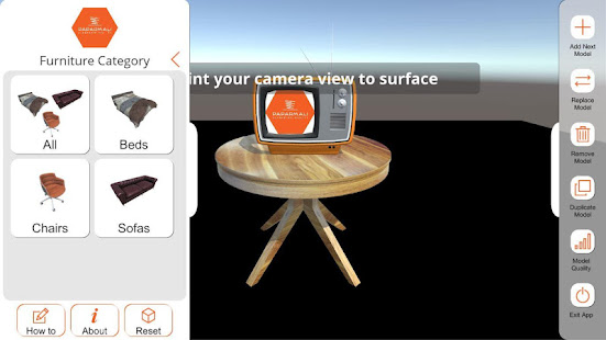 Download AR Furniture For PC Windows and Mac apk screenshot 1