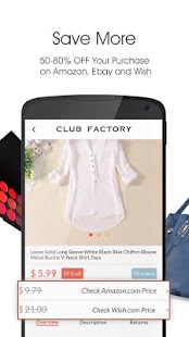 Club Factory-Fair Price- screenshot thumbnail