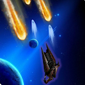 Space Shooter War 3D icon