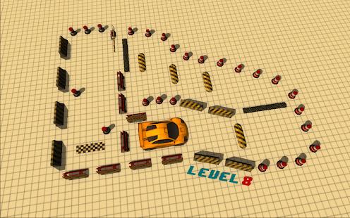 Real Driver: Parking Simulator- screenshot