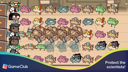 Zombie Match Defense: Fun, Brainy Match-3 Puzzles 1.2.78 screenshots 3
